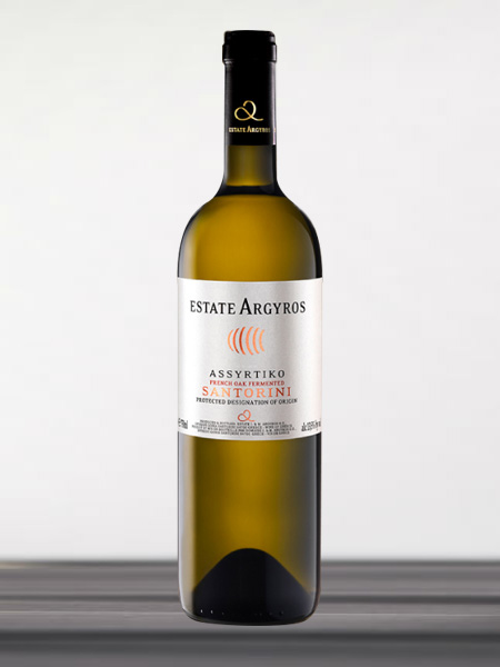 Assyrtiko French Oak